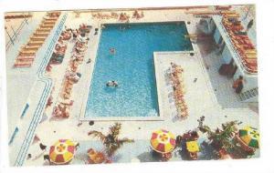 MIAMI BEACH , Florida , 40-60s ; Atlantic Towers Hotel