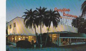 Florida Fort Lauderdale The Creightons Restaurant