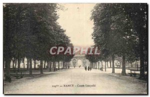Postcard Old Course Nancy Leopold