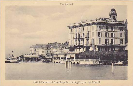 Hotel Genazzini & Metropole, Bellagio (Lac de Como) , Italy , 00-10s