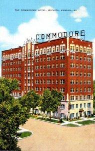 Kansas Wichita The Commodore Hotel