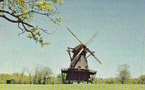 Illinois Windmill Fabian Parke Between Batavia & Geneva