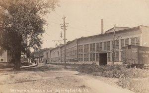 RP: SPRINGFIELD , Vermont , 00-10s ; Vermon & Snath Company