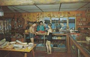 ROTHBURY, Michigan, 1950-1960s ; Gift Shop at Jack & Jill Ranch