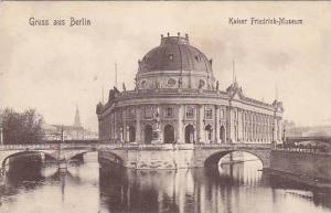 Kaiser Friedrich-Museum, Gruss Aus Berlin, Germany, 1900-1910s