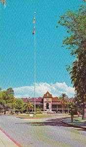 Old Main First structure on the University of Arizona Campus, Tucson, Arizo...