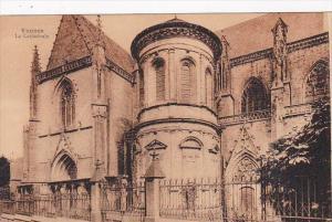 France Vannes La Cathedrale