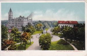 Virginia Richmond Capitol Square Detroit Publishing