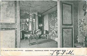 VINTAGE POSTCARD: GB : Guernsey 1904