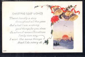 Christmas Scene Bells BIN