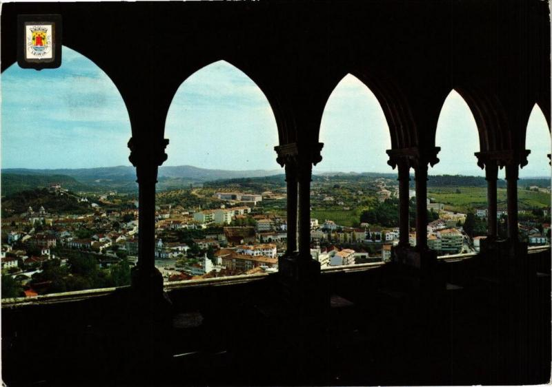 CPM Leiria-Partial view of the city PORTUGAL (750630)