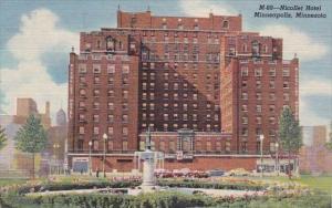 Minnesota Minneapolis Nicollet Hotel