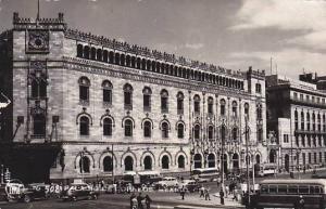 RP, Palacio De Correos (Exterior), Mexico City, Mexico, PU-1957
