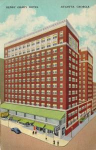 US    PC1679 HENRY GRADY HOTEL, ATLANTA, GA