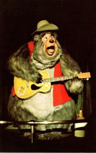 Florida Walt Disney World Country Bear Jamboree Big Al