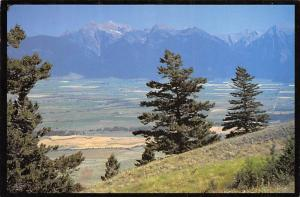 Mission Range and Valley - Moiese, Montana