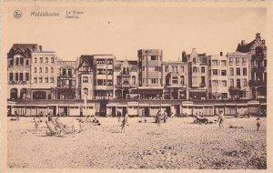 Belgium Middelkerke La Digue 1949