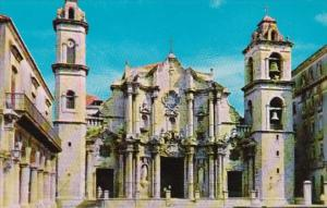 Cuba Havana The Cathedral