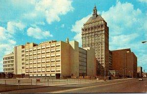 New York Rochester Eastman Kodak Company Administration Headquarters 1973