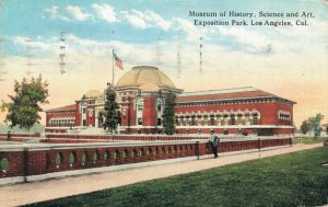 USA - Museum of History Science and Art Exposition Park - Los Angeles 03.15