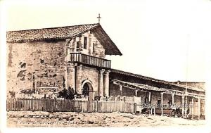 Mission Dolores About 1833