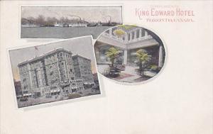 3-Views, King Edward Hotel, TORONTO, Ontario, Canada, 1900-1910s