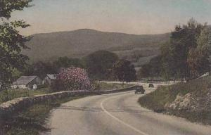 Vermont Manchester Ethan Allen Highway South Of Manchester In The Mountains A...