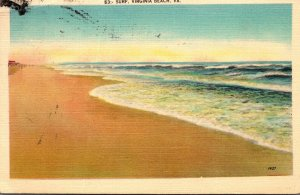 Virginia Virginia Beach The Surf 1940