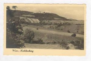 RP, Kahlenberg, Wien (Vienna), Austria, 1920-1940s