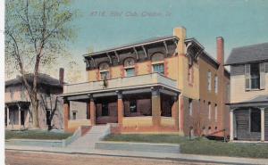CRESTON , Iowa , 00-10s ; Elks' Club