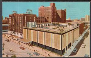 Jung Hotel,New Orleans,LA BIN