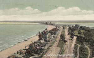 HAMILTON , Ontario , Canada , 1909 ; The Beach