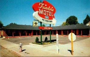 Nevada Elko The Traveler's Motel