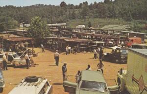 French Flea Market, 4 Miles West of ATTALLA, Alabama,  Classic Cars, 40-60s