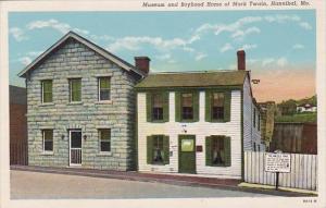 Museum And Boyhood Home Of Mark Twain Hannibal Missouri