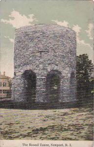 Rhode Island Newport The Round Tower