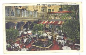 Spanish Patio, Mission Inn, Riverside,  California, PU_1937