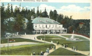 Kent House at Montmorency QC, Quebec, Canada - pm 1921 - WB