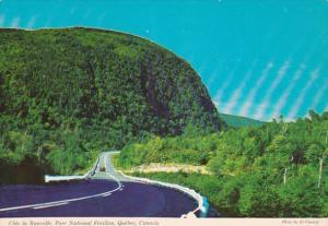 Canada Quebec La Gaspesie Forillon National Park