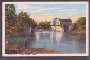 Soden's Mill & Dan, Emporia, Kansas - Used 1918