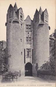 Le Chateau, Le Grand Chatelet, Montreuil-Bellay (Maine et Loire), France, 190...