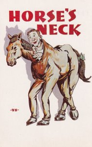 Horse's Neck by Walter Nichols, 1950-1960s