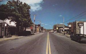 Street View , RAWDON , Quebec  , Canada , 1950-60s