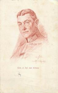 Infantry Feldmarschall Hermann Kövess von Kövesshaza Uniform 1915 WW1 Hungary