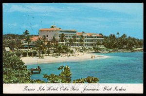 Tower Isle Hotel, Ocho Rios, Jamaica, West Indies