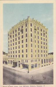 Royal Edward Hotel, Fort William, Ontario, Canada, 10-20s