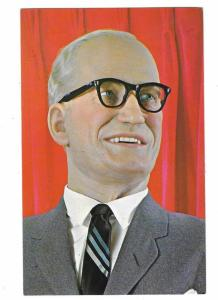 Barry Goldwater Arizona Senator American Heritage Wax Museum Scottsdale AZ