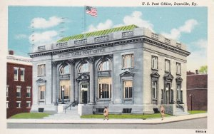 DANVILLE , Kentucky , 1950 ; Post Office