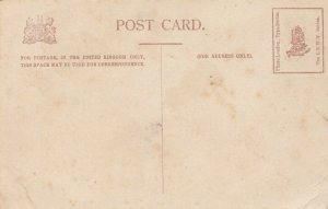 Travelling Post Office, Train Caboose, London & N. Western Railway Co., 1900-10s