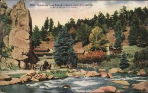 Bear Creek Canon near Evergreen Denver Mountain Parks